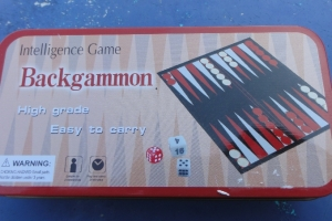 Backgammon - Schatz Nummer 2
